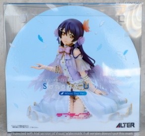 002 Umi Sonoda White Day LoveLive ALTER recensione