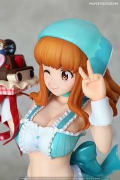 015 Saori Takebe Valentine Girls und Panzer WAVE recensione