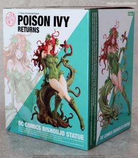 002 Poison Ivy Returns Bishoujo DC Comics Kotobukiya