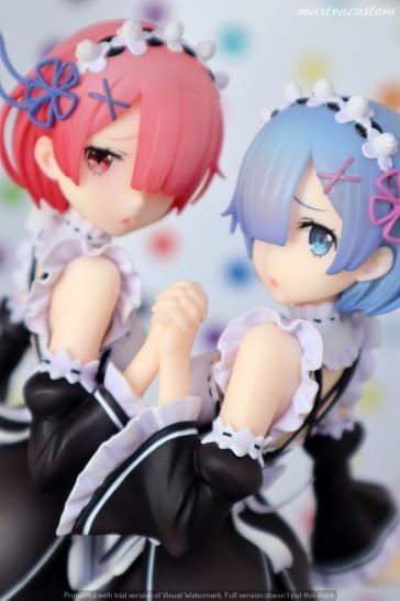 055 Rem Ram Twins ReZERO SOUYOKUSHA recensione