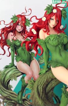 065 Poison Ivy Returns Bishoujo DC Comics Kotobukiya