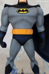 014 Batman Animated ARTFX Kotobukiya recensione