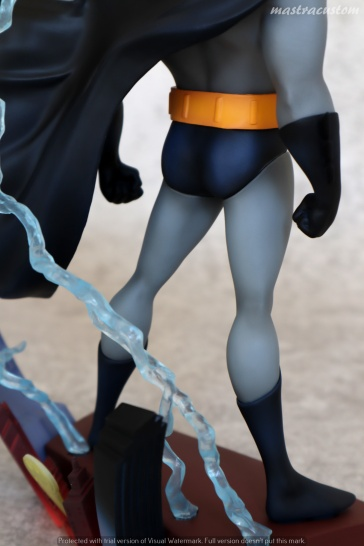 018 Batman Animated ARTFX Kotobukiya recensione