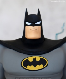 020 Batman Animated ARTFX Kotobukiya recensione