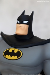 021 Batman Animated ARTFX Kotobukiya recensione