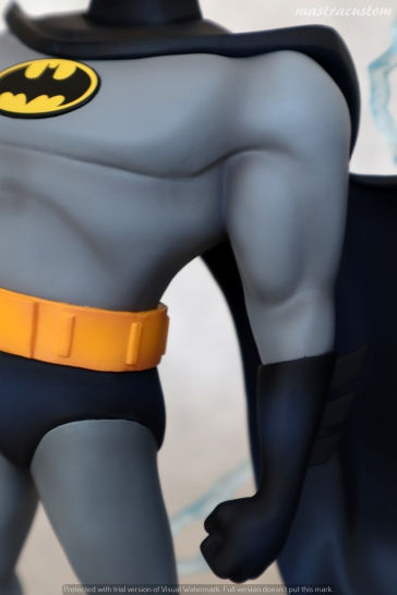 024 Batman Animated ARTFX Kotobukiya recensione