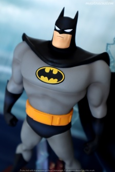 043 Batman Animated ARTFX Kotobukiya recensione