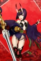 062 Assassin Shuten Douji FateGO QuesQ recensione