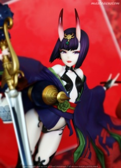 064 Assassin Shuten Douji FateGO QuesQ recensione
