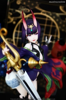070 Assassin Shuten Douji FateGO QuesQ recensione