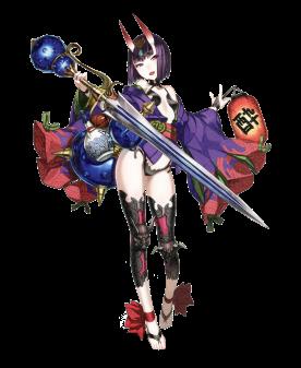 099 Assassin Shuten Douji FateGO QuesQ recensione